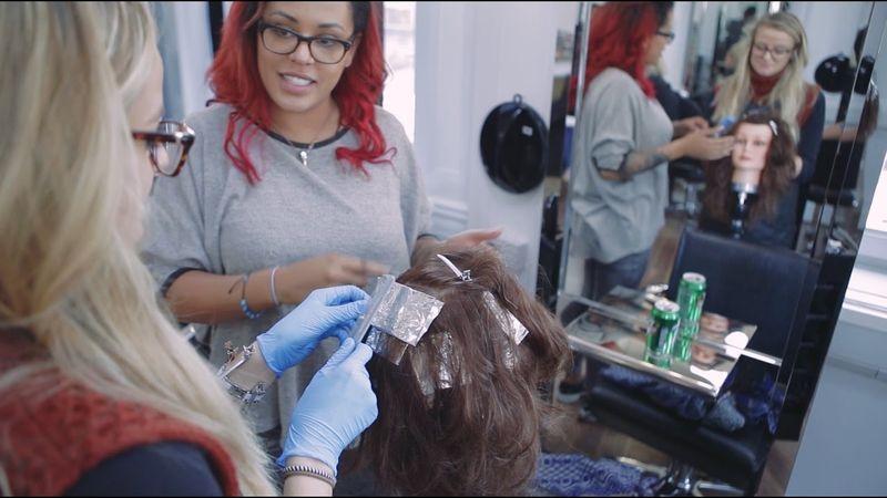 Где и что нужно для обучения на курсах обучения парикмахеров