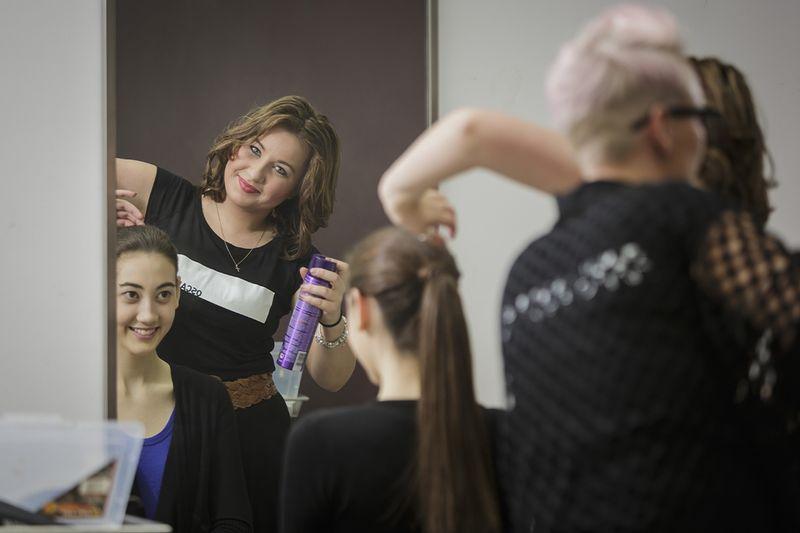 Где и что нужно для обучения в учебной студии (салоне) парикмахеров