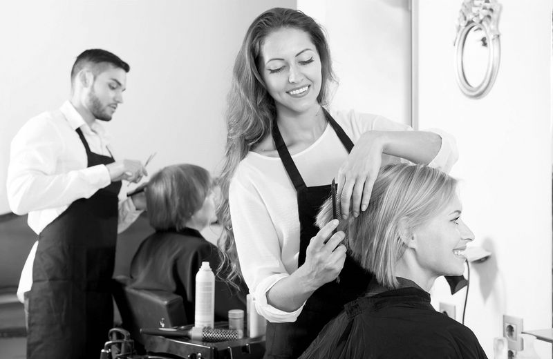 Где пройти курсы, учебу по профессии, специальности парикмахер
