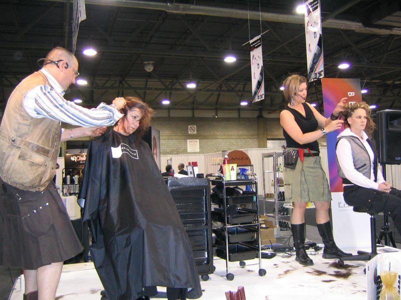 Как и где идет набор в школу парикмахеров